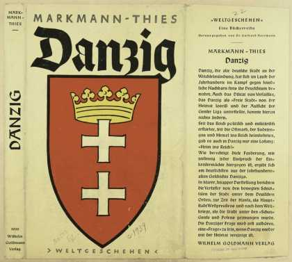 Dust Jackets - Danzig.