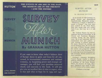 Dust Jackets - Survey after Munich.