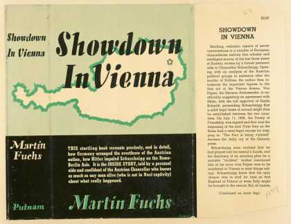 Dust Jackets - Showdown in Vienna.
