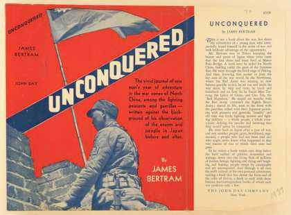Dust Jackets - Unconquered.