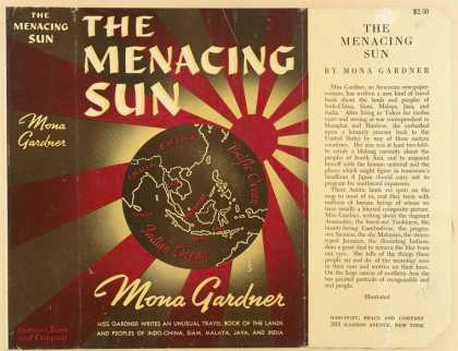 Dust Jackets - The menacing sun.
