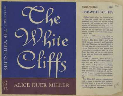 Dust Jackets - The white cliffs / by Ali