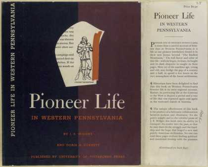 Dust Jackets - Pioneer life in western P