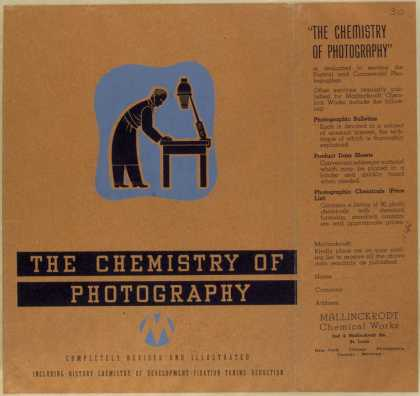 Dust Jackets - The chemistry of photogra