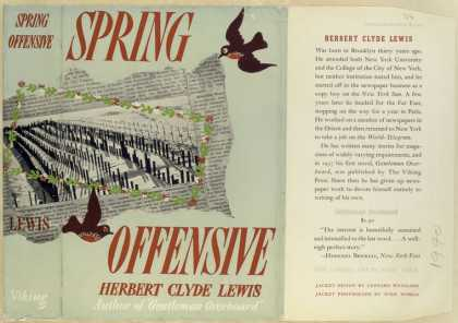 Dust Jackets - Spring offensive / Herber