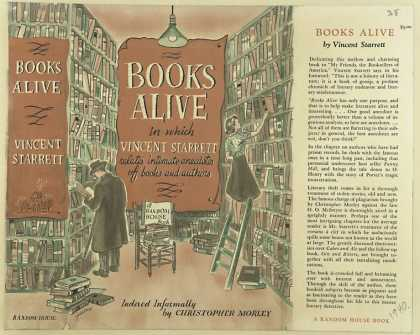 Dust Jackets - Books alive / Vincent Sta