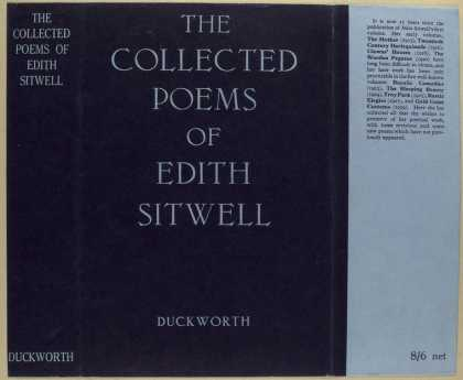 Dust Jackets - The collected poems of Ed