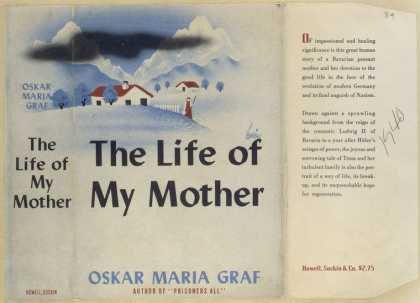 Dust Jackets - The life of my mother / O