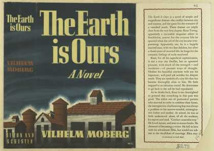 Dust Jackets - The earth is ours.