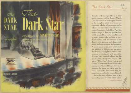 Dust Jackets - The dark star.