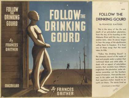 Dust Jackets - Follow the drinking gourd