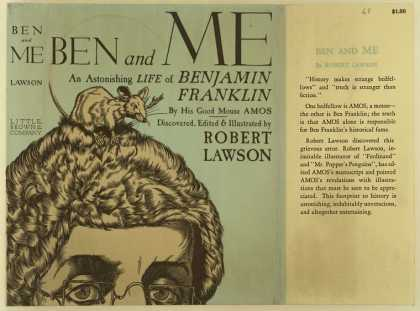 Dust Jackets - Ben and me.
