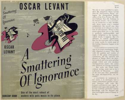 Dust Jackets - A smattering of ignorance