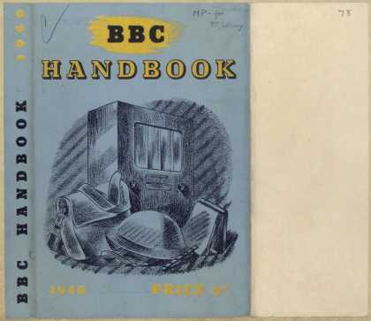 Dust Jackets - BBC handbook.