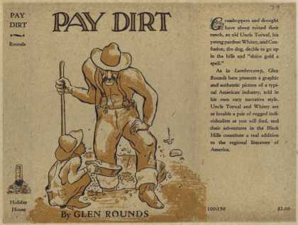 Dust Jackets - Pay dirt.