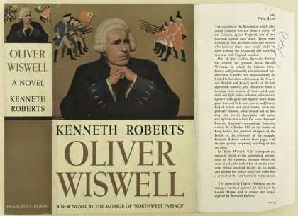 Dust Jackets - Oliver Wiswell.