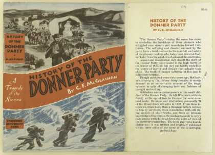 Dust Jackets - History of the Donner Par