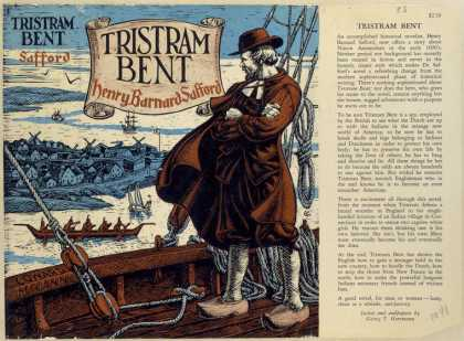 Dust Jackets - Tristram Bent.