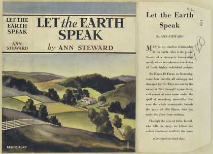 Dust Jackets - Let the earth speak.
