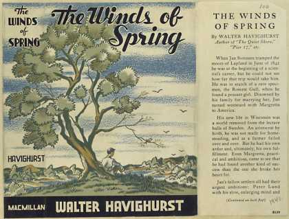 Dust Jackets - The winds of spring.