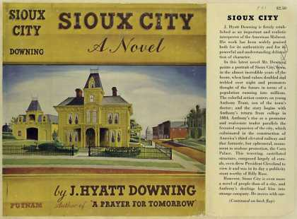 Dust Jackets - Sioux City.