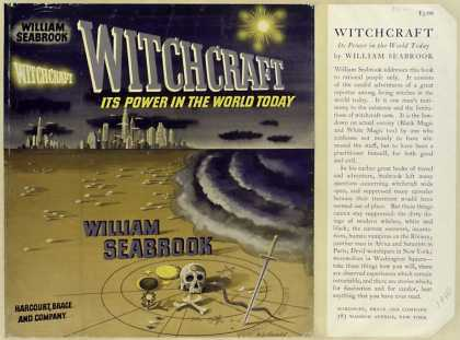 Dust Jackets - Witchcraft : its power in