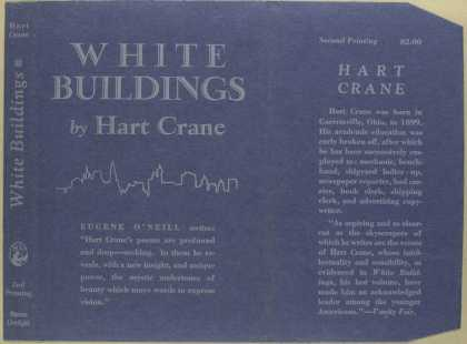 Dust Jackets - White buildings.