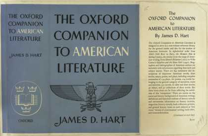 Dust Jackets - The Oxford companion to A