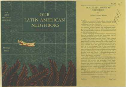 Dust Jackets - Our Latin American neighb
