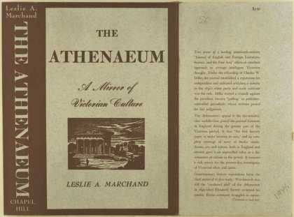 Dust Jackets - The Athenaeum : a mirror