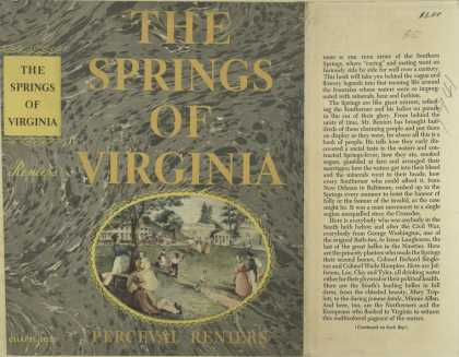 Dust Jackets - The springs of Virginia.