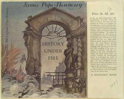 Dust Jackets - History under fire.