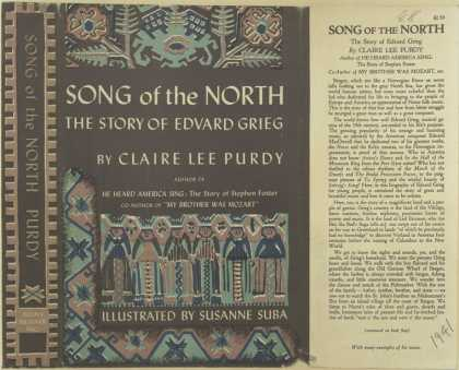 Dust Jackets - Song of the north the st