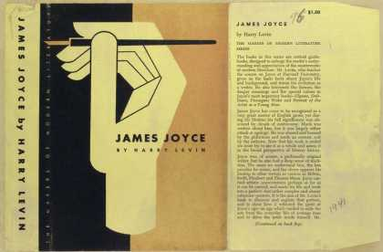 Dust Jackets - James Joyce.