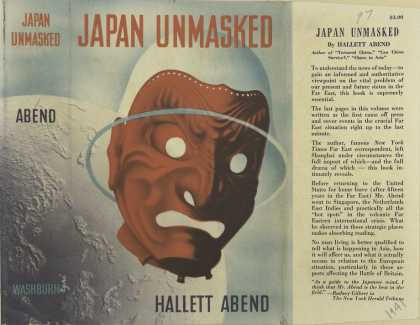 Dust Jackets - Japan unmasked.