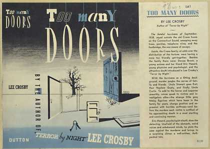 Dust Jackets - Too many doors.