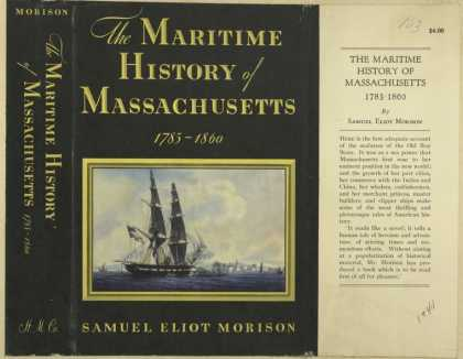 Dust Jackets - The maritime history of M