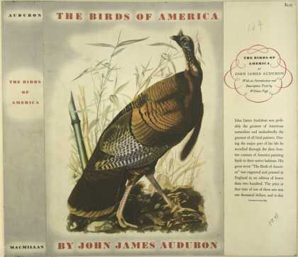 Dust Jackets - The birds of America.