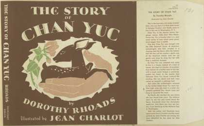 Dust Jackets - The story of Chan Yuc.
