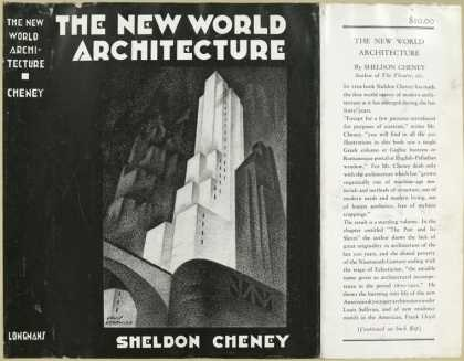 Dust Jackets - The new world architectur