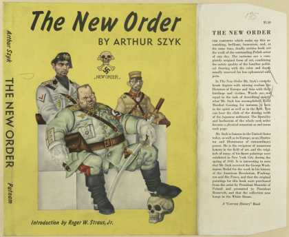 Dust Jackets - The new order.
