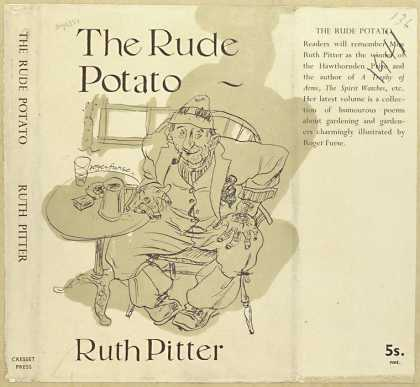 Dust Jackets - The rude potato.