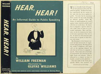 Dust Jackets - Hear, hear! An informal g