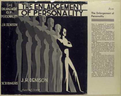 Dust Jackets - The enlargement of person