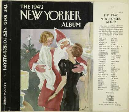Dust Jackets - The 1942 New Yorker album