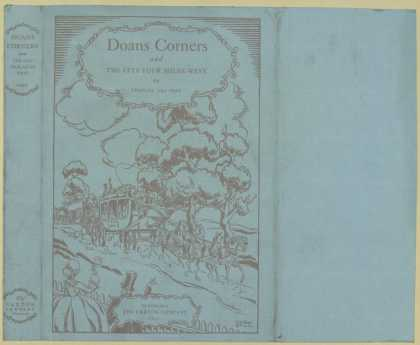 Dust Jackets - Doans Corners and the cit