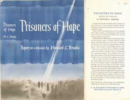 Dust Jackets - Prisoners of hope, report