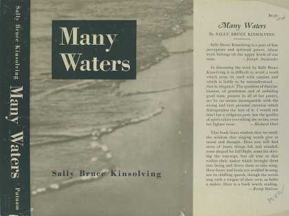 Dust Jackets - Many waters.
