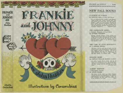 Dust Jackets - Frankie and Johnny.