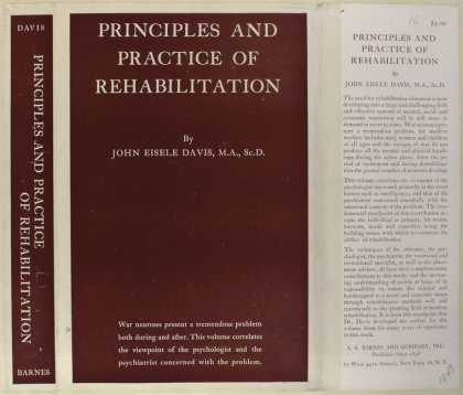 Dust Jackets - Principles and practice o